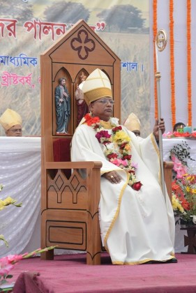 Bishop Lawrence Subrato Howlader, csc
