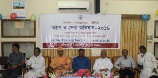 Caritas Sunday Chittagong