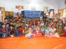 Children & Youth Program in Rangamati Group Photo