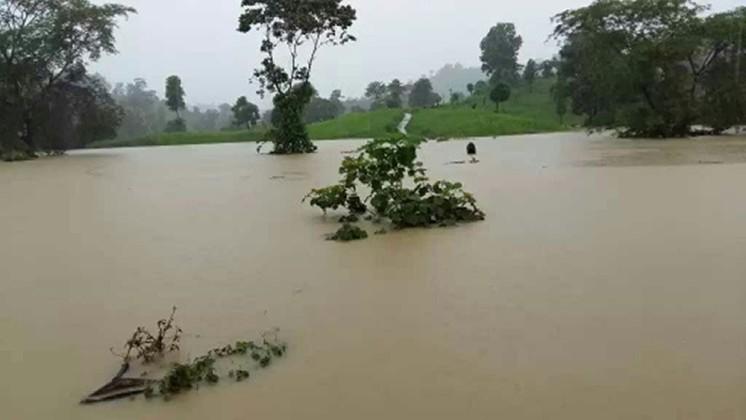 Cyclone KOMEN Thanchi 1