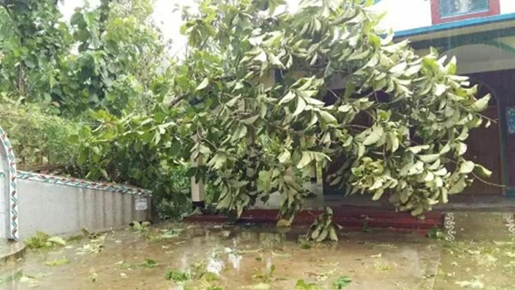Cyclone KOMEN Thanchi 4