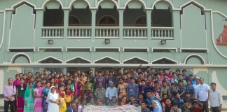 Group Photograph -Post SSC 2016