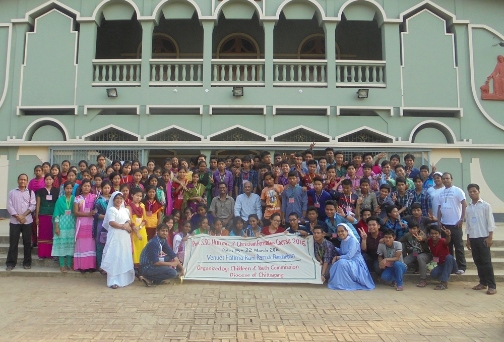 Group Photograph -Post SSC 2016