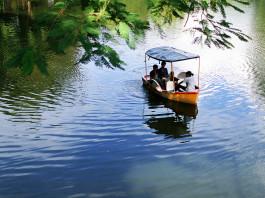 Lake in Meghla, Bandarban