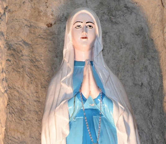 Mother Mary of Diang