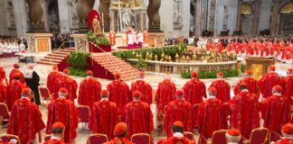 Pope Francis Announces-17 New Cardinals