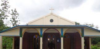 Shanti Raj Church Thanchi