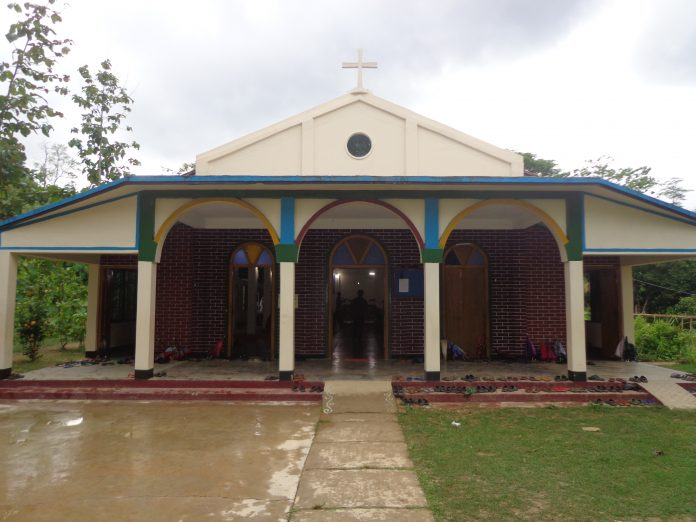 Shanti Raj Church Thanchi