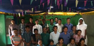 Group photo of Seminar on Pastoral Theme in Najirampara