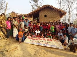 Lenten Pilgrimage of SVP in Thanchi (2)