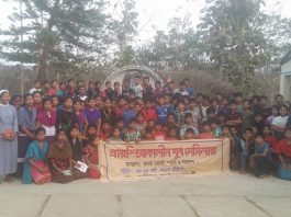 Lenten Youth Seminar 2017 in Thanchi (1)