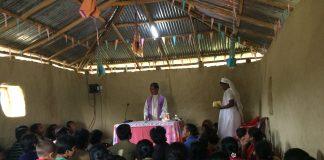 Sharing on Pastoral Theme in Lama parish (1)