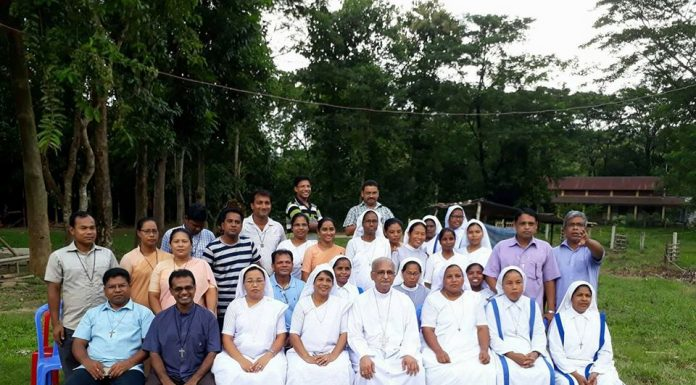 Clergy & Religious Meeting of CHT 2