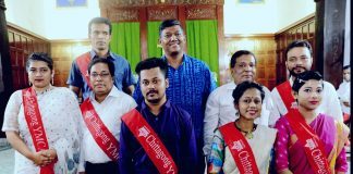 new life members of YMCA Chittagong
