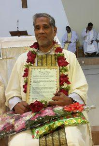 Fr. Cyprian Pinto