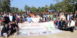 Chittagong Archdiocesan Pastoral Assembly 2018 Group Photo