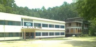Miriam Ashram High School in Diang