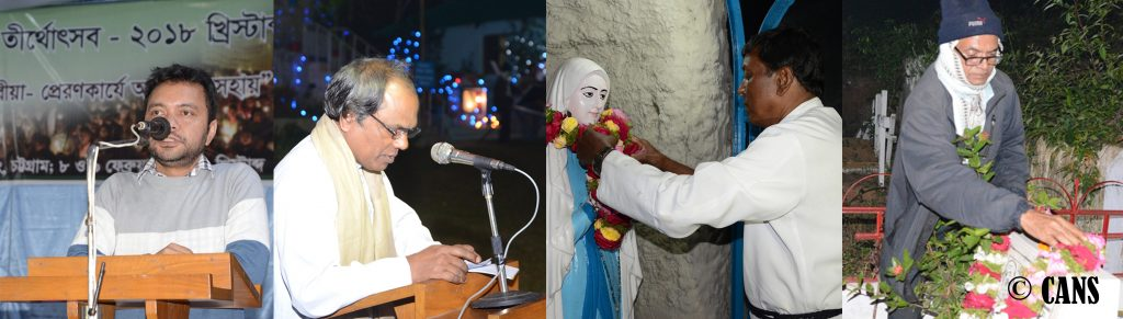 Some moments of Marian Pilgrimage in Diang