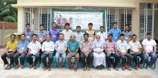 Participants in the Basic Training Course for Catechists