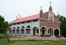 Newly build Khagrachori Church Buidling