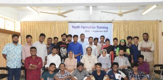 Youth Formation Training 2018 in Caritas