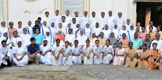 Clergy & Religious in Chittagong Archdiocese