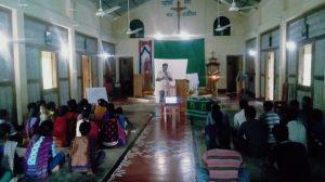 Couple Seminar in Bolipara Parish