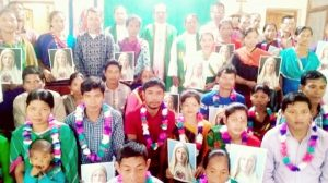 Couple Seminar in Bolipara Parish
