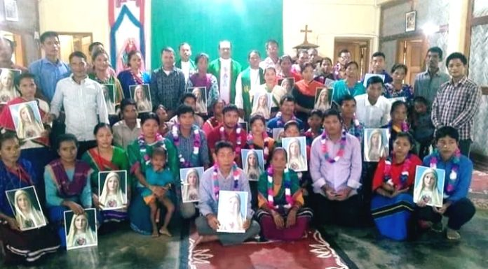 The seminar ended with words of thanks by the parish priest of Bolipara- Fr. Hori Das. It was an integrated program of the parish & family commission of the archdiocese. No doubt, the participants got new light having participated in this seminar.