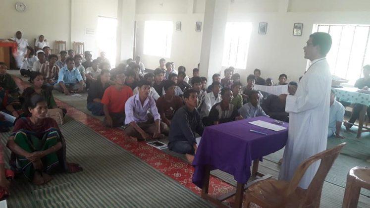 Alikadam Parish Pastoral Assembly 2019