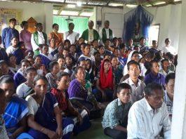 Marian Seminar in Lama Parish 2019