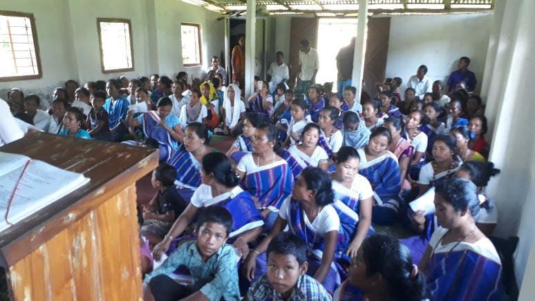 Marian Seminar in Lama Parish 2019