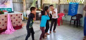 Children and Parents Gathering in Bolipara Parish-3