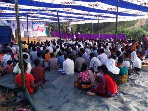 Annual Marian Pilgrimage at Tongojhiripara, Lama-2