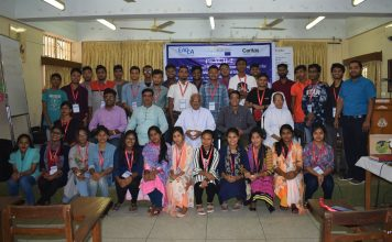 Youth leaders participated at the Volunteer Management Training organized by Caritas Chattogram