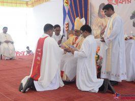 Ordination of Fr. Benjamin Pintu Costa