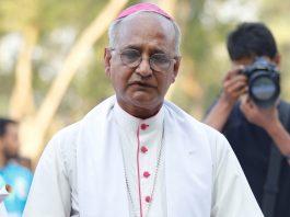 Archbishop Moses M. Costa, csc