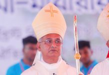 Archbishop Moses M. Costa, CSC
