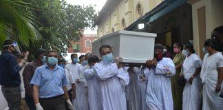 Archbishop Moses M. Costa, CSC Funeral Rites